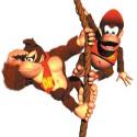 Annorlunda tvåspelarläge i Donkey Kong Country