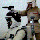 Spelpappan återskapar Slaget om Hoth