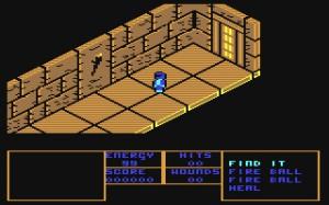 Wizardry från 1985