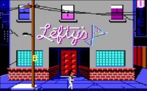 lefty's