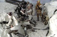 Spelpappan återskapar Slaget om Hoth, sista delen