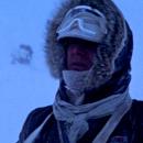 Spelpappan återskapar snöstorm på Hoth