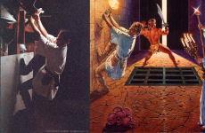 Så gjordes omslaget till Dungeon Master (1987)