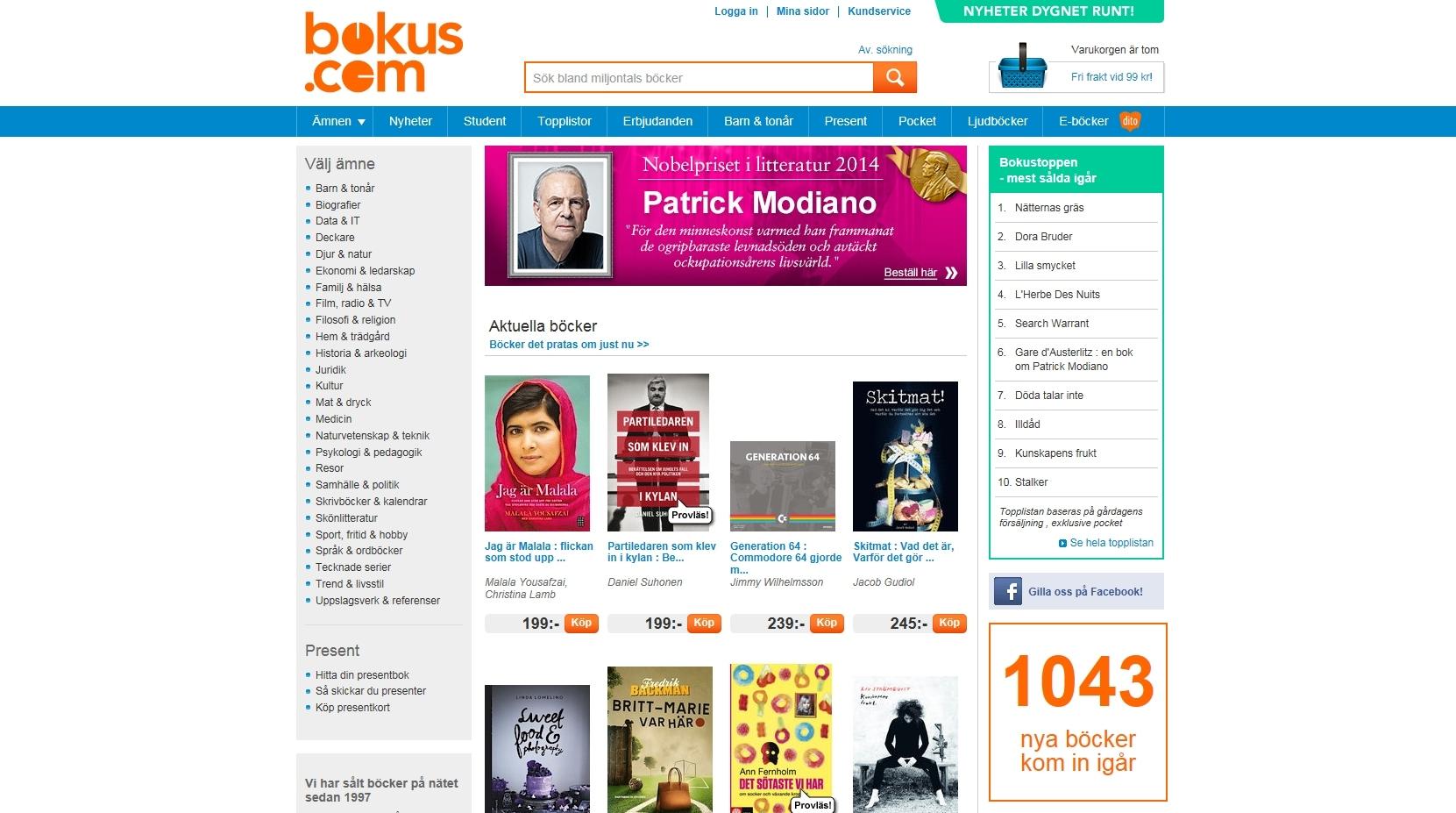bokus_firstpage_10okt2014