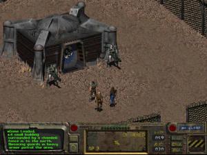 Fallout-serien påbörjades av Interplay men överläts åt Bethesda.