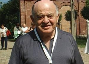 Commodores grundare och förste vd, Jack Tramiel. Foto från 2004.