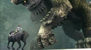 Shadow of the Colossus är ett annorlunda spel som i stort sett enbart består av bossar.