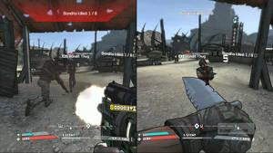 Humor, action och en massa vapen - det räcker inte för att två spelare ska ha kul. Därför adderade Gearbox både rörelsemässig och taktisk frihet.