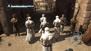 Altaïrs minikarta är praktisk, men förhöjer den spelglädjen?