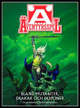 Äventyrsspel: Bland mutanter, drakar och demoner