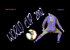 Microprose Soccer - Korea-Japan 2002 (AEG Soft, 2002, C64)_3_raw