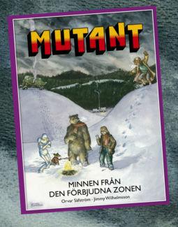 F�rhandsbest�ll boken om MUTANT redan nu!