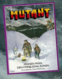 Best�ll boken om MUTANT