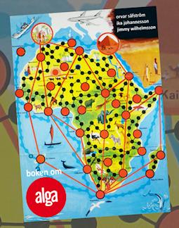 F�rhandsboka boken om ALGA redan nu!