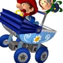 Vecka 28: kart- och barnvagnshysteri