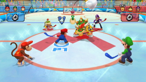 MarioSportsMix_Hockey_face_off