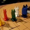 Nya regler till gamla brädspel: Travspelet