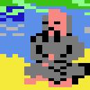Skön retromusik: The Way of the Exploding Fist (C64, 1985)