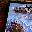 Ensamma Vargen RPG och kartor från Magnamund