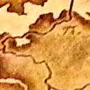 Hur hade Talisman-världen sett ut på karta?