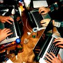 """Spelpappan hittar guldkorn: """"Copy-partyn är stendöda – nu är det hackerkonferenser som gäller"""""""
