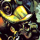 Var är illustrationen från omslaget till Defender of the Crown?
