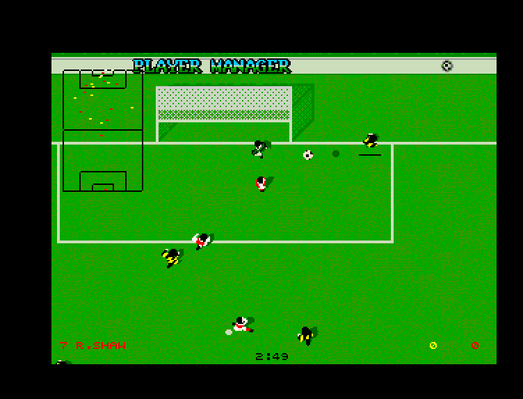 Kick Off 2 (Dino Dini, 1990, Amiga)