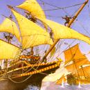Hur gjordes omslaget till Pirates! (1987)?, del 1