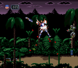 05-doom-troopers-mutant-chronicles-snes-screenshot-the-gore-continues