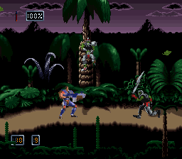 06-doom-troopers-mutant-chronicles-snes-screenshot-a-hanged-enemy